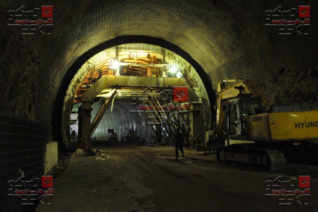تسکو- قالب لاینینگ تونل منجیل