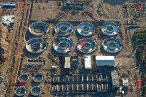 تسکو- تجهیزات قالبندی تصفیه خانه آب قم