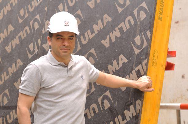 مهندس فرزین فروغی راد- تسکو نماینده کمپانی ULMAدر ایران