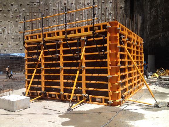 تسکو- تجهیزات قالبندی پلای وود ULMA در ایران