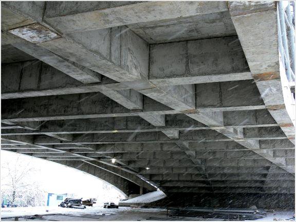 قالب چوبی - پانل پلی وود - بتن اکسپوز