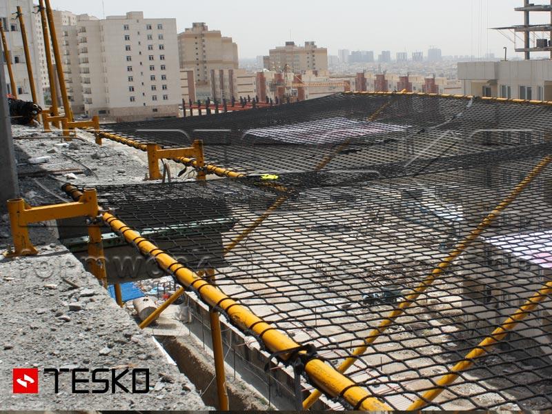 بکارگیری تورنجات تسکو در پروژه مجتمع آبشار-2