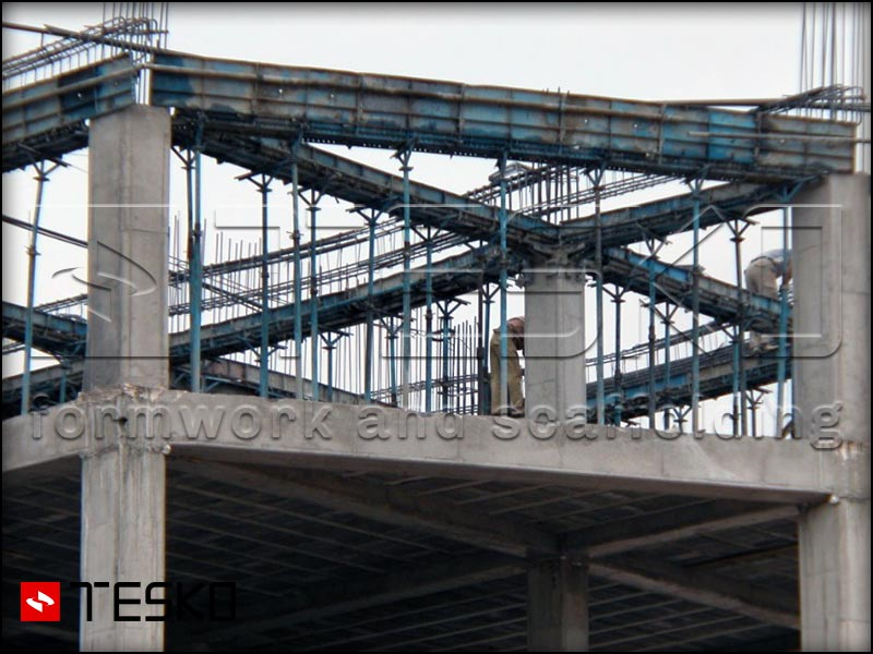 جک سقفی در پروژه_تسکو