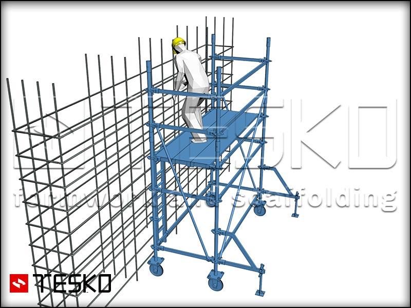 تصاویر مربوط به پلتفرمهای شرکت تسکو-8