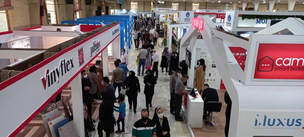نمایشگاه ساختمان تبریز_1