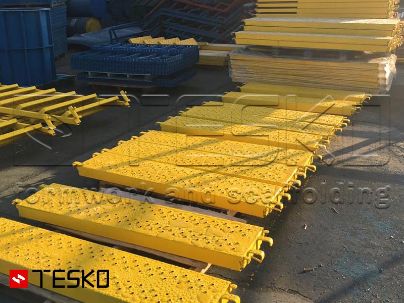 تصاویر مربوط به پلتفرمهای شرکت تسکو-3