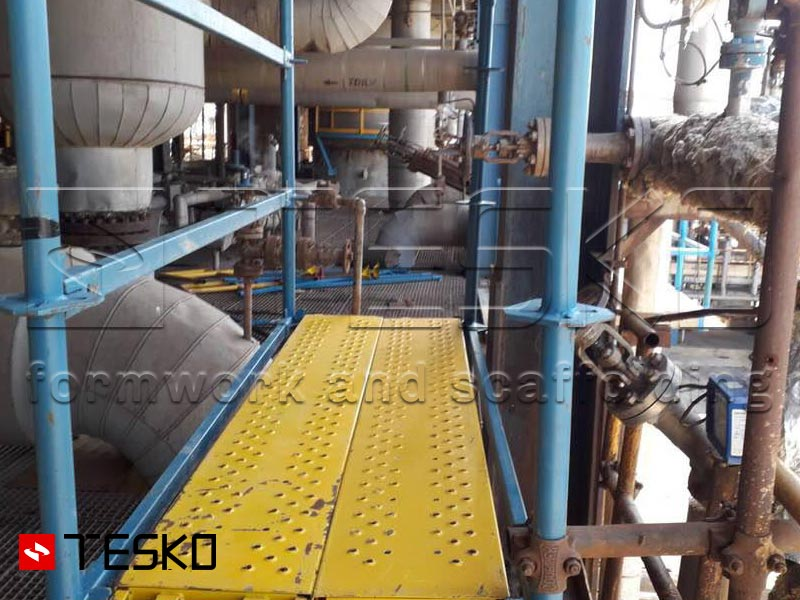 تصاویر مربوط به پلتفرمهای شرکت تسکو-2